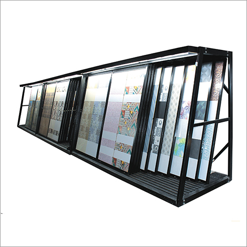 Wall Tile Display Stand