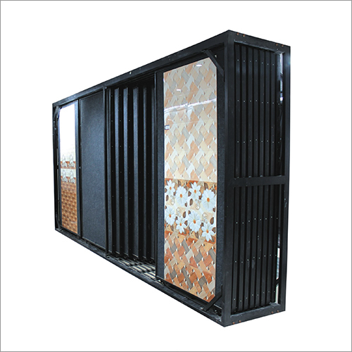 Tile Display Shelving