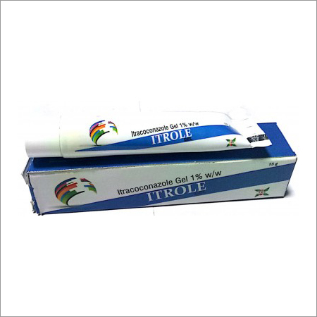 15 Gm Itraconazole Ointment Cream