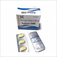500 Mg Azithromycin Tablet