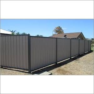 Security Boundary Fencing