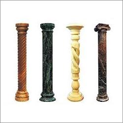 Garden Fiber Reinforced Plastic Pillar