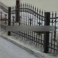 Boundary Fencing Grills