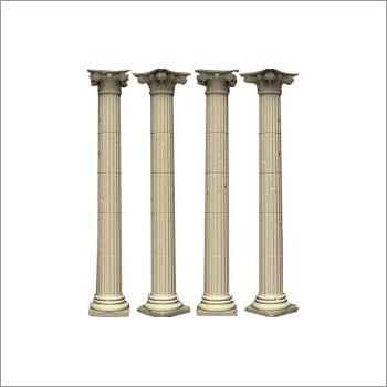 Fiber Reinforced Pillar