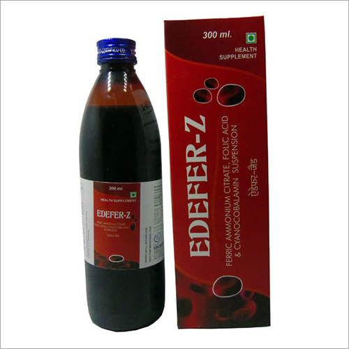 Health Supplement Syrup