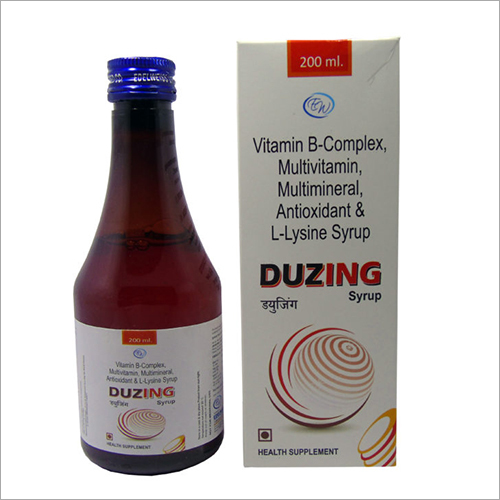 Multivitamin  Multimineral Syrup