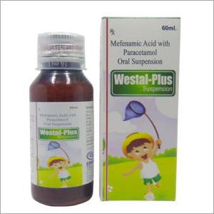 Paracetamol Oral Suspension Syrup