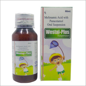 Paracetamol Oral Suspension Syrup