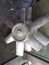 Industrial Aluminum Fan