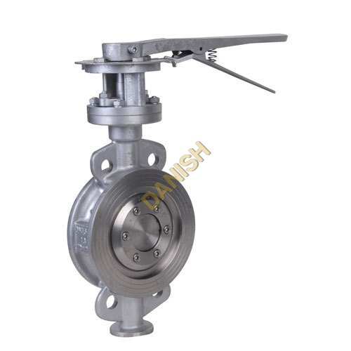 Industrial SS Butterfly Valve Parts