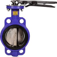 Industrial Wafer Butterfly Valve Parts