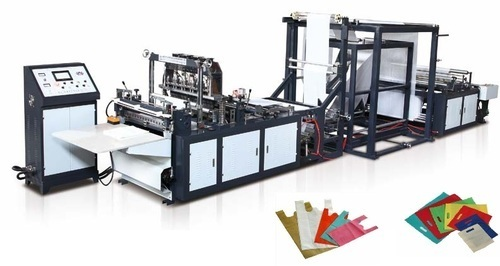 Non-Woven Bag Macking Machine