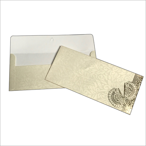 25pcs Pkg  Metallic Envelope