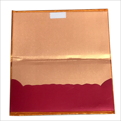 Velvet Fancy Envelope