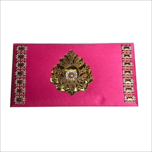 Crystal Fancy Envelope