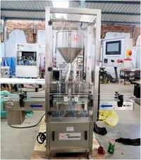 Automatic Double Head Viscous Filling Machine