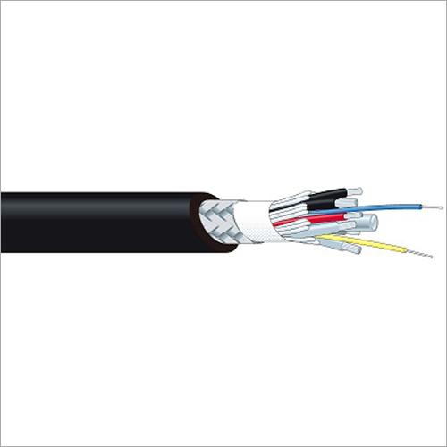 Hybrid Fiber Optic Camera Cables