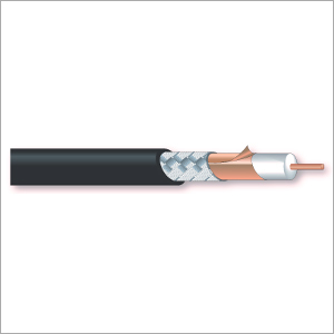 75 ohm Digital Video Coaxial Cables Ultra Low Loss Coax