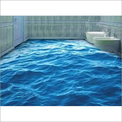 3D Bathroom Tile