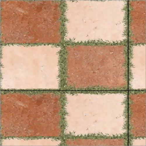 Block Floor Tile