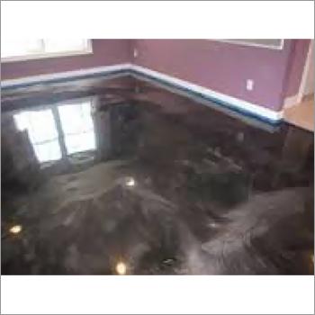 Metallic Epoxy Floor Tile