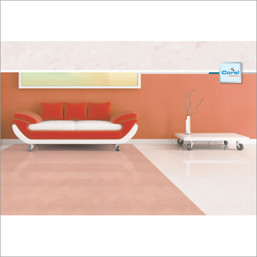 Coated Floor Tile