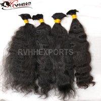 Bulk Weft Bundle Deep Wave Hair