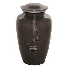 Custom Engraved Baseball Cremation Urn