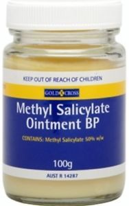 Methyl salicylate Acid Ointment
