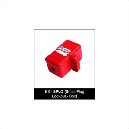 Plug Lockout Box
