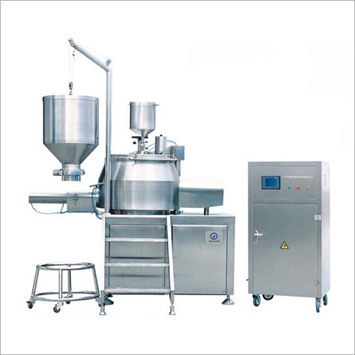 High Shear Wet Mix Granulator Machine