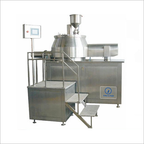 Wet Mix Granulator Machine