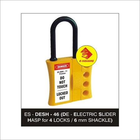 De - Electric Slider Hasp for 4 Locks