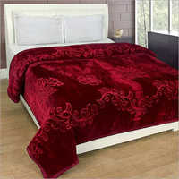 Double Bed Cotton Blanket
