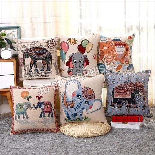 Printed Cushion Cover Set