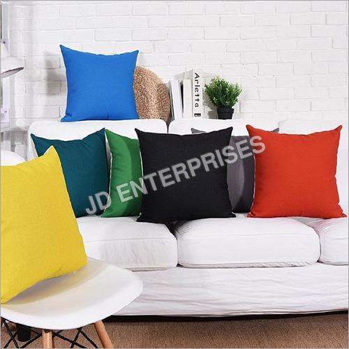 Plain Cushion Cover Set