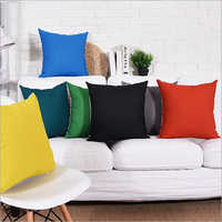 Plain Cushion Cover Set