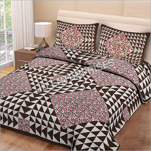 Fancy Print Cotton Bed sheet