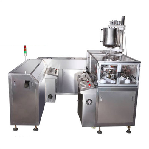 Liquid Automatic Forming Filling Sealing Machine