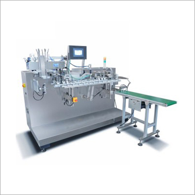 Facial Mask Pouch Packing Machine