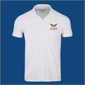 White Sport T-Shirt