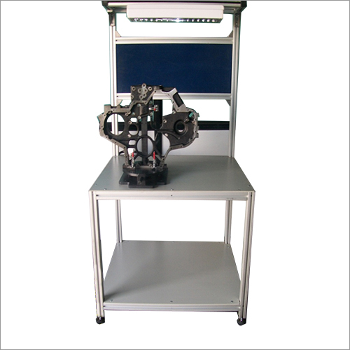 Rotating Type Front Cover Inspection Fixture Special Purpose Machines