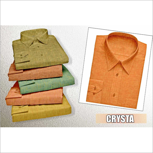 Mens Plain Shirt Fabric