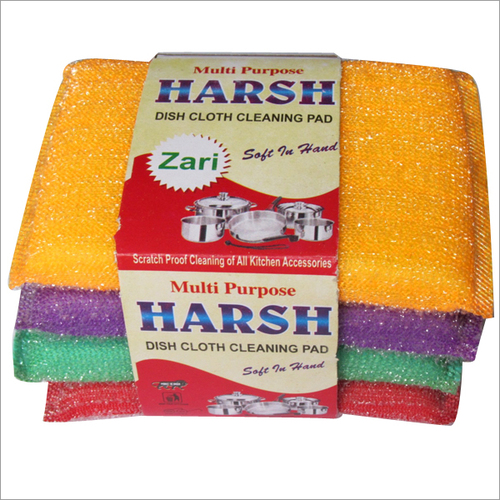 Dish Cloth Cleaning Pad 3 Pic