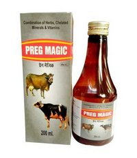 PREG MAGIC SYRUP