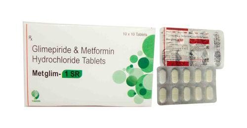 Metglim-1 SR TABLET