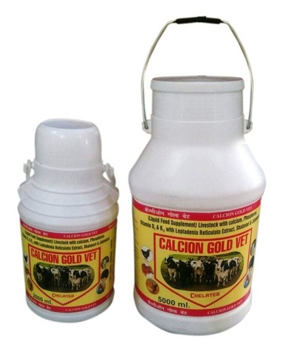 CALCION GOLD VET SYP 5000 ML
