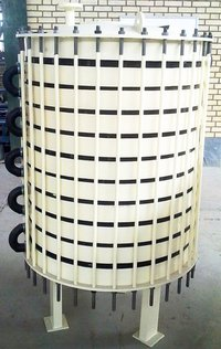 Glass Lined Plate Type Heat Exchanger