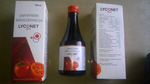 Nutraceutical Syrup