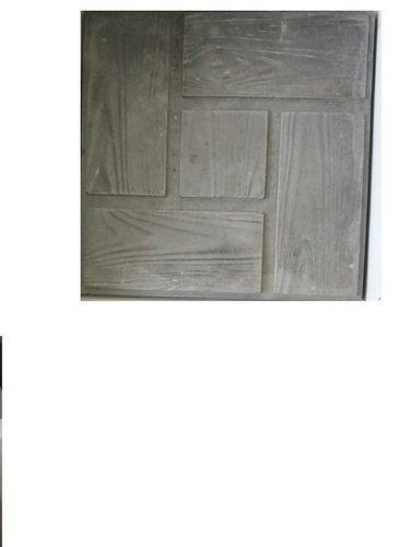 Unskid Chequered Tiles
